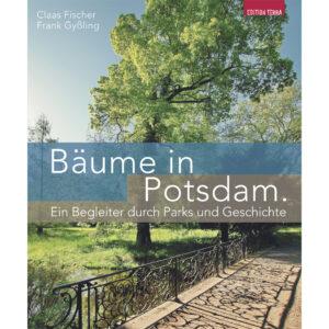 Bäume in Potsdam Buchcover