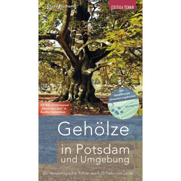 Gehölze in Potsdam Buchcover