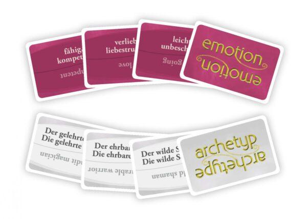 Essence Erweiterung Begriffskarten