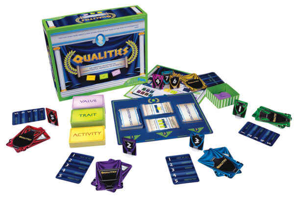 Qualities game contents